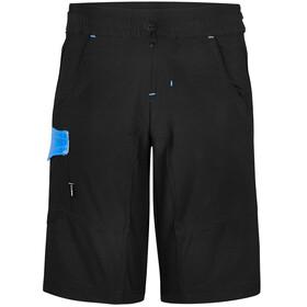 Cube Junior Shorts Baggy Incuye Culotte Corto Interior Niños, negro